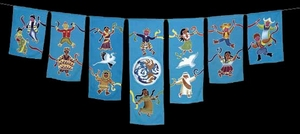 Children's Peace Flags