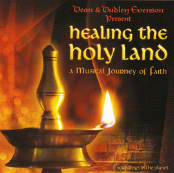 Healing The Holy Land CD