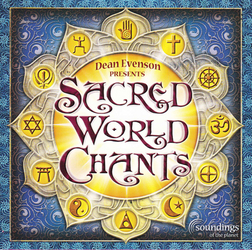 Sacred World Chants CD