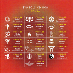 Faith Symbols Clip Art
