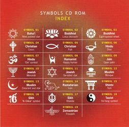 Faith Symbols Clip Art