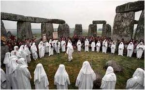 WICCAN Stonehenge