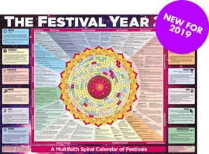 2019 Festival Year poster