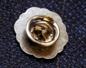 Interfaith Lapel Pin (Antique Silver Finish)